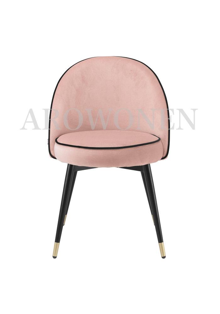 Chaise de salle à manger - Florence blush