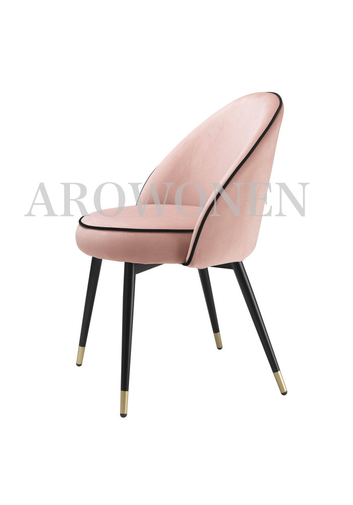 Dining chair - Florence blush