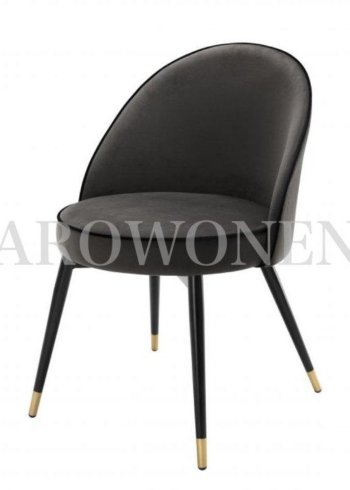 Chaise de salle à manger - Florence shadow
