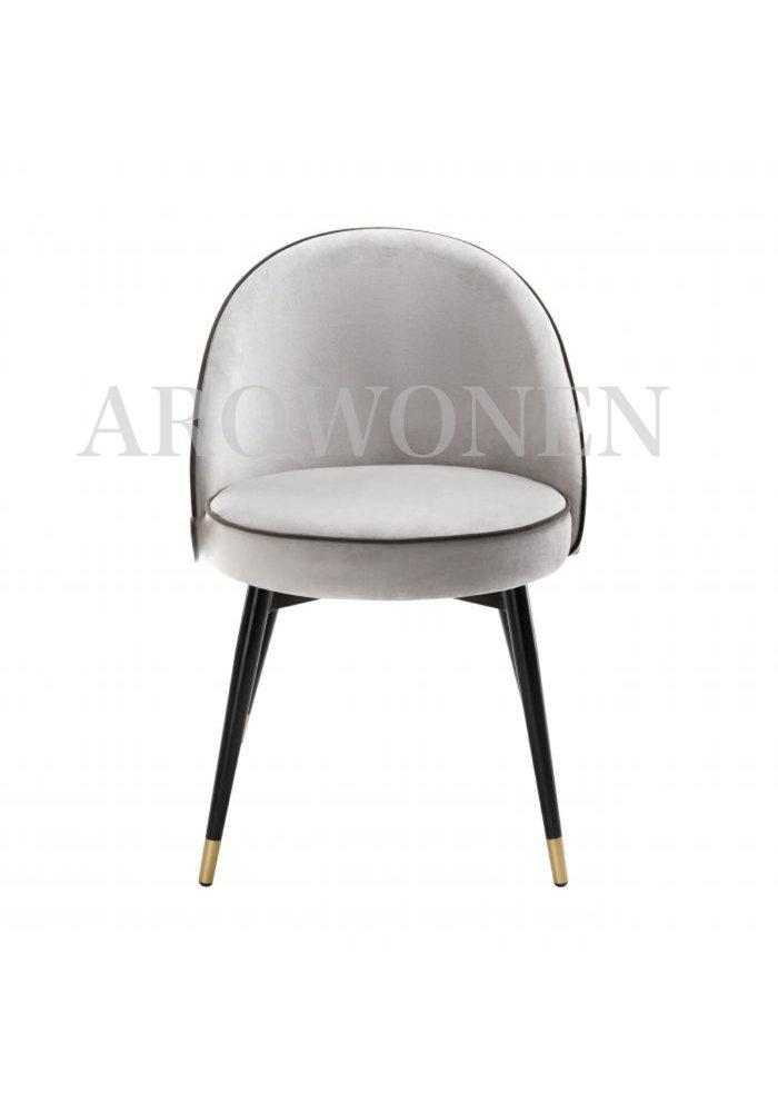 Chaise de salle à manger - Florence slate