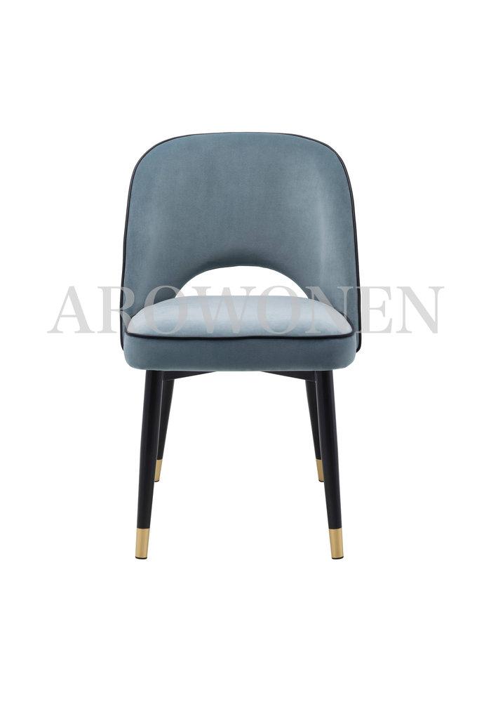 Dining chair - Milan  sky