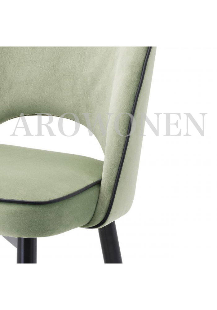 Dining chair - Milan olive