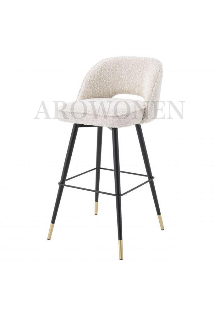 Bar stoel - Mrs. Woolen