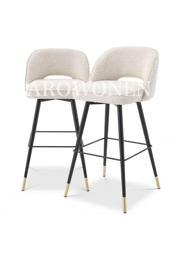 Bar stool - Mrs. Woolen