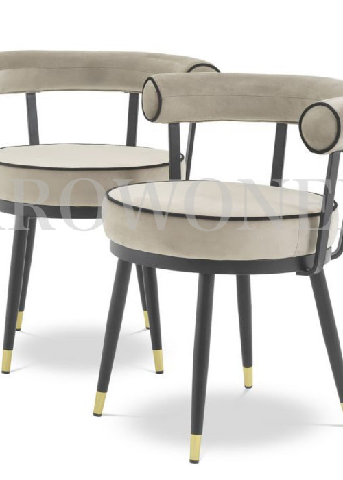 Dining chair - Revello taupe