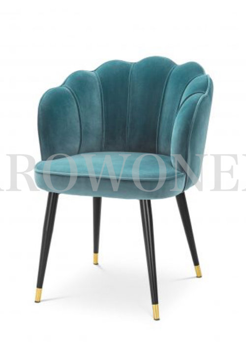 Dining chair - Shell  ocean