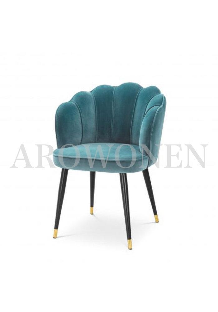 Dining chair - Shell  ocean