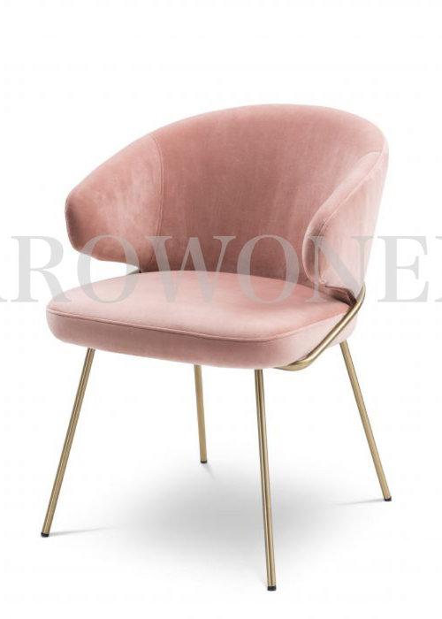 PRE ORDER - Eetkamerstoel - Camila flamingo