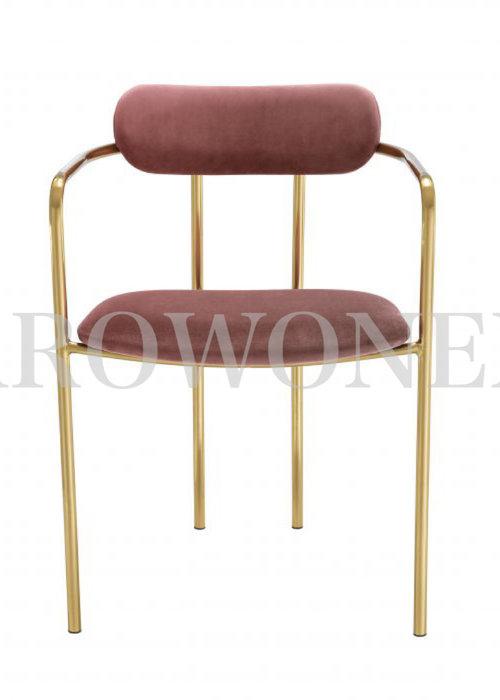 PRE ORDER - Dining chair - Luna maroon