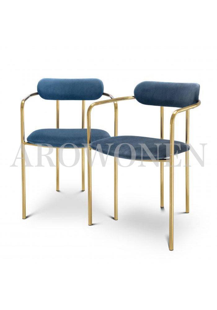 PRE ORDER - Dining chair - Luna navy
