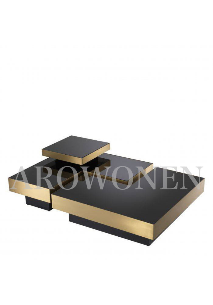 Coffee Table - Rubiks set van 4