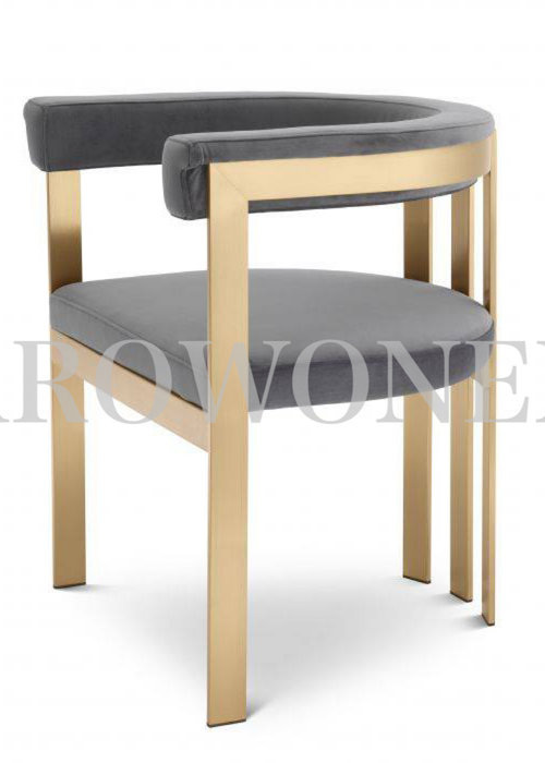 Dining chair - Sofia tawny