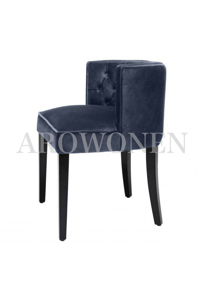 Dining chair - Penelope denim