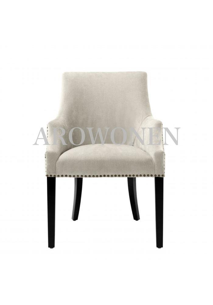 Chaise de salle à manger - Jade sand