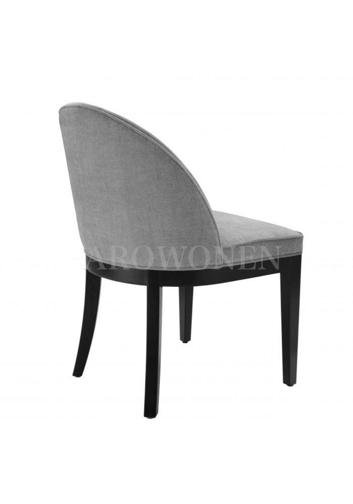 Chaise de salle à manger - Nola cloudy