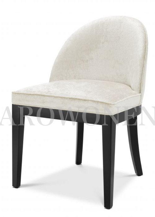 Chaise de salle à manger - Nola  off-white