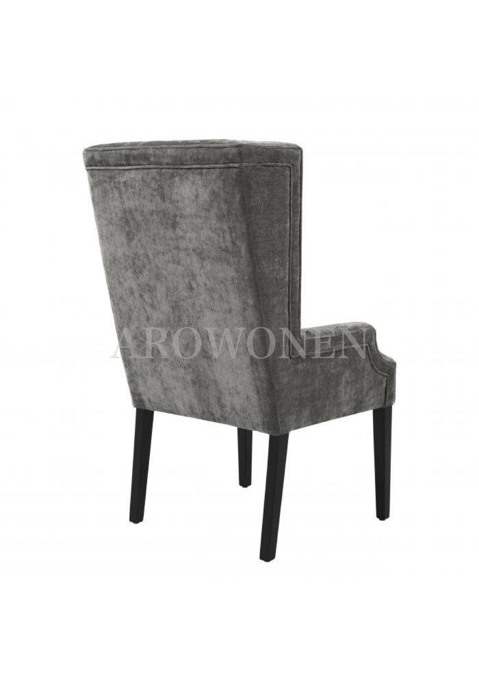 Dining chair - Venice stone