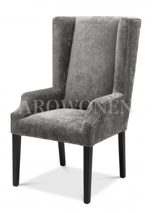 Chaise de salle à manger - Venice stone