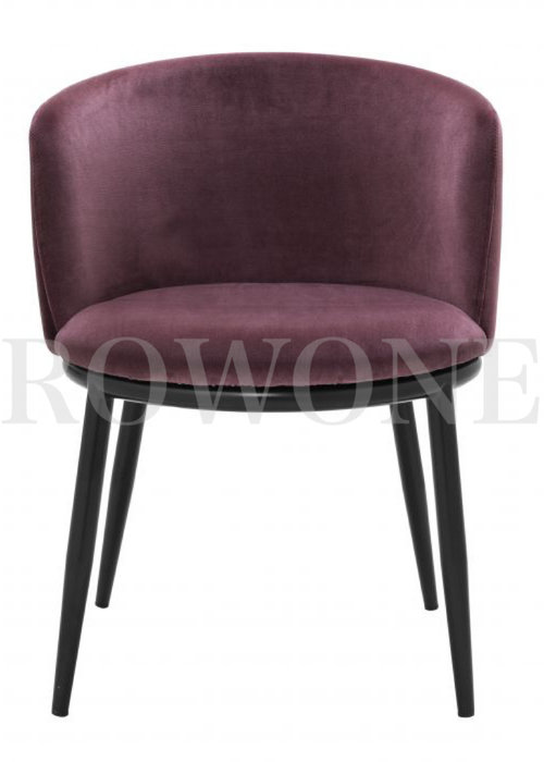 Dining chair - Saint plum