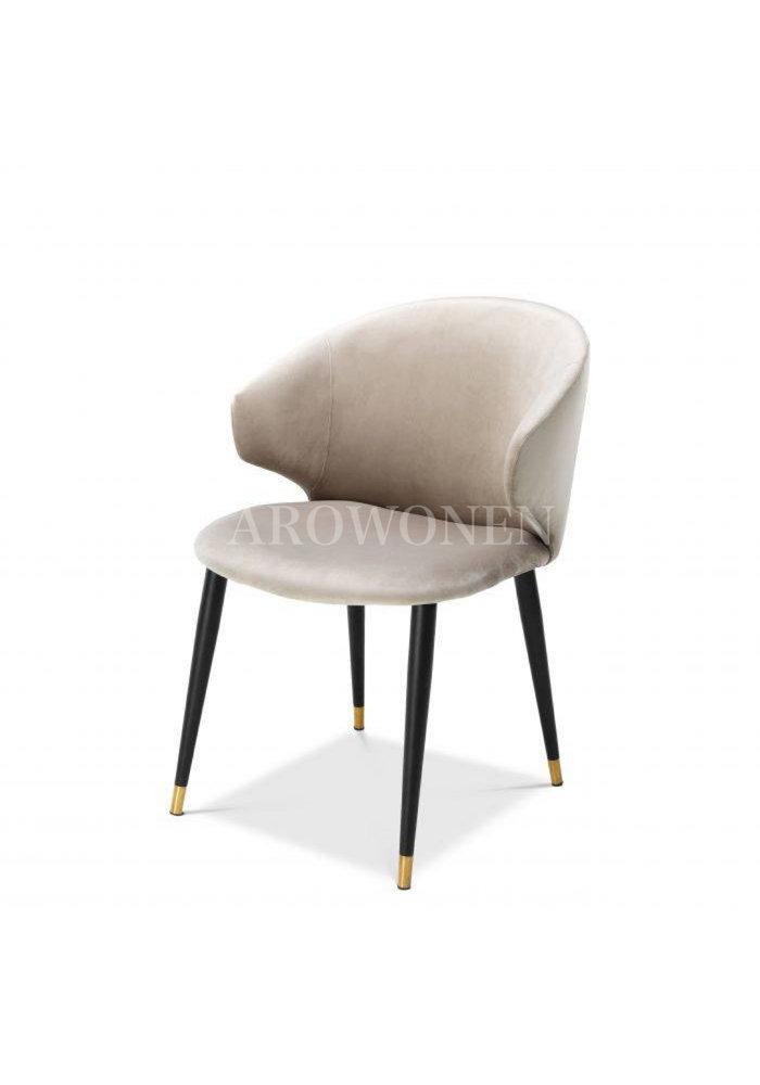 Chaise de salle à manger - Stella beige