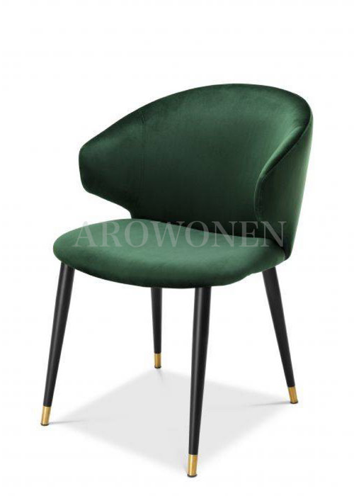 Chaise de salle à manger - Stella emerald