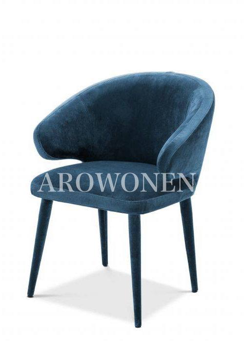 Chaise de salle à manger - Matthew blue