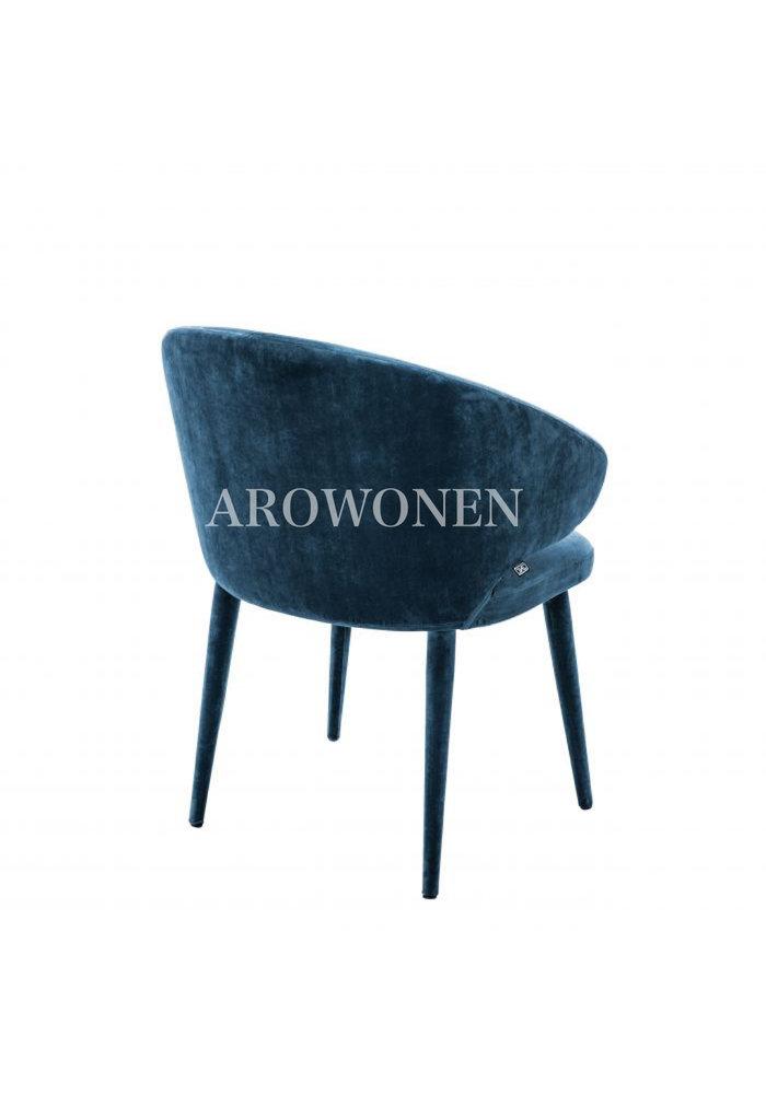 Dining chair - Matthew blue