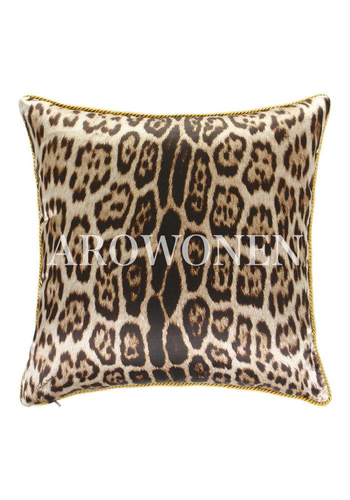 Roberto Cavalli Decorative cushion -  Venezia Beige
