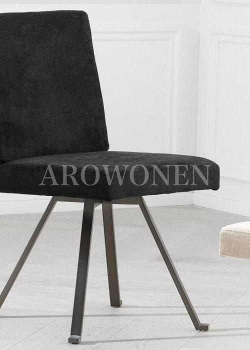 Chaise de salle à manger - Mason onyx