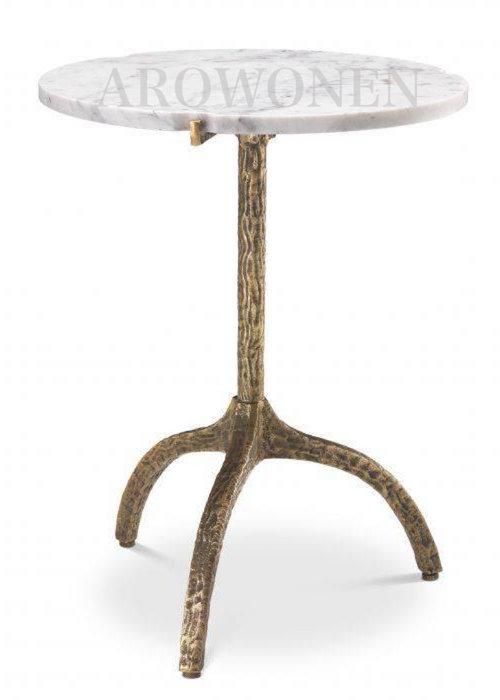 Side Table - Sia blanco