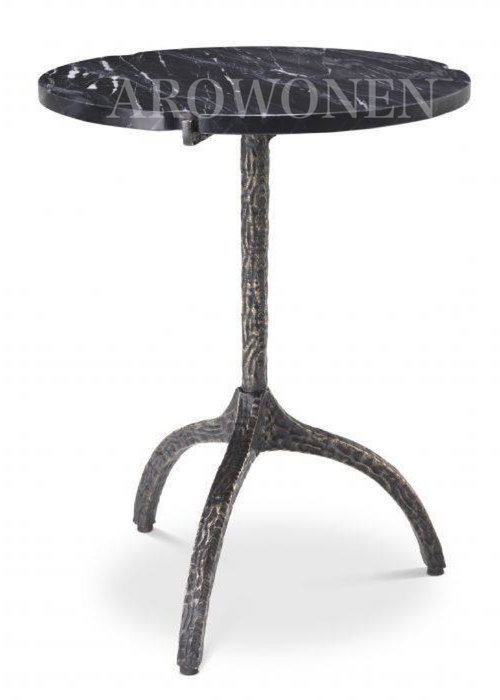 Side Table - Sia noir