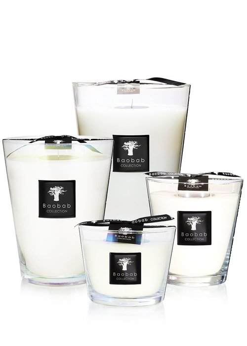 Baobab Candle - ALL SEASONS - MADAGASCAR VANILLA