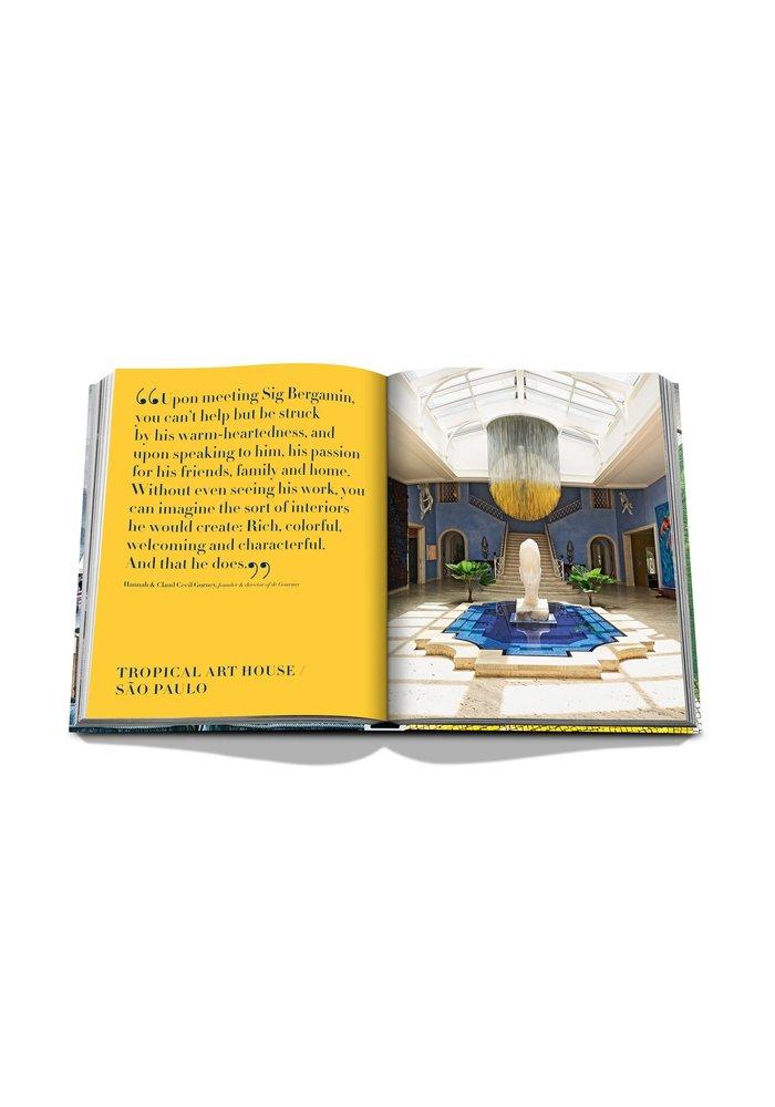 Book - Art Life by Sig Bergamin