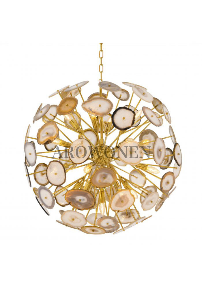 Chandelier - Agate