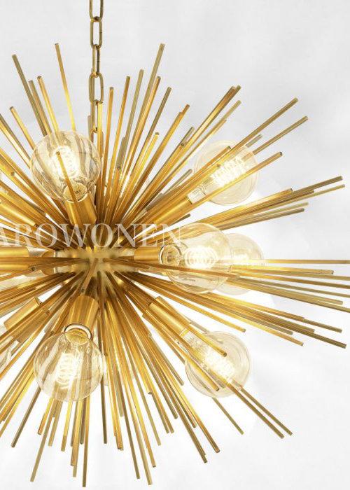Chandelier - Nova gold