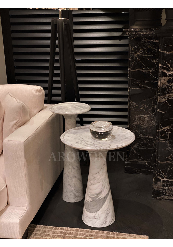 Side Table - Cassie low
