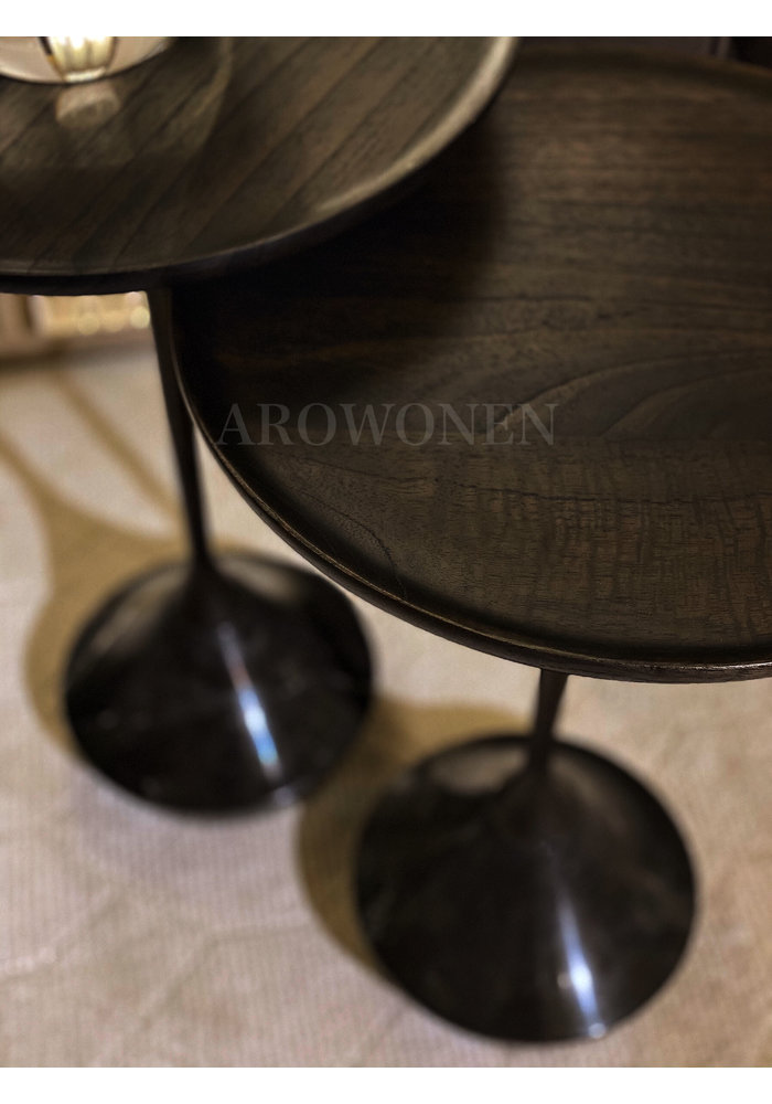 Side Table - Smith Set of 2