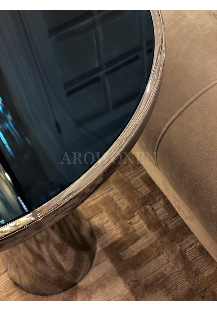 Side Table - Oriana Steel