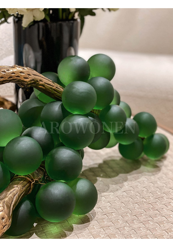 Object - Winogron Grapes  - Green