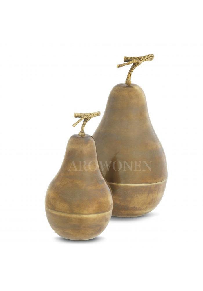 Boîte - Golden Pear - Set of 2