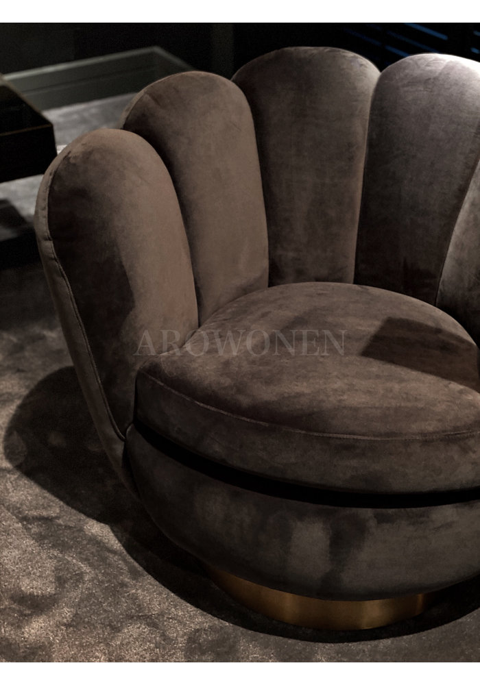 Fauteuil - Lucinda - charcoal