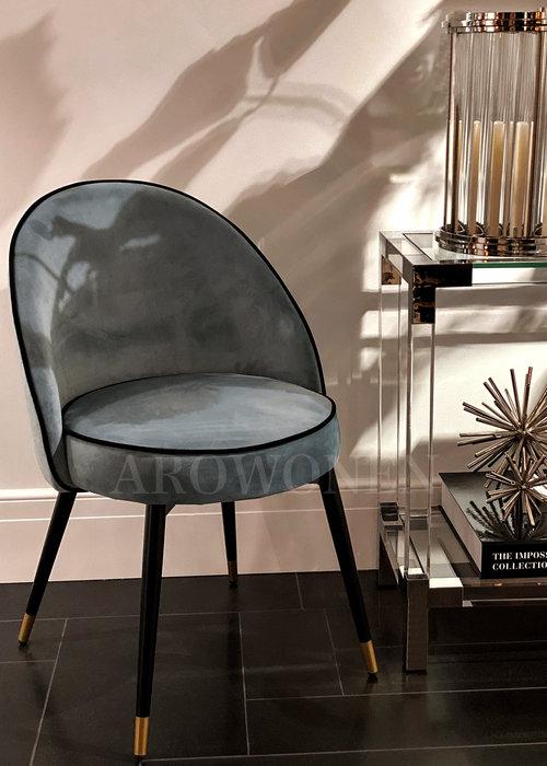 PRE ORDER - Chaise de salle à manger - Florence azul