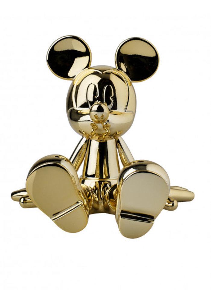 Sitting Lil Mickey - Goud