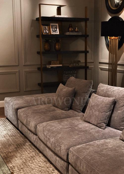 Sofa Element - Madelina 2-Seater - Clarck grey
