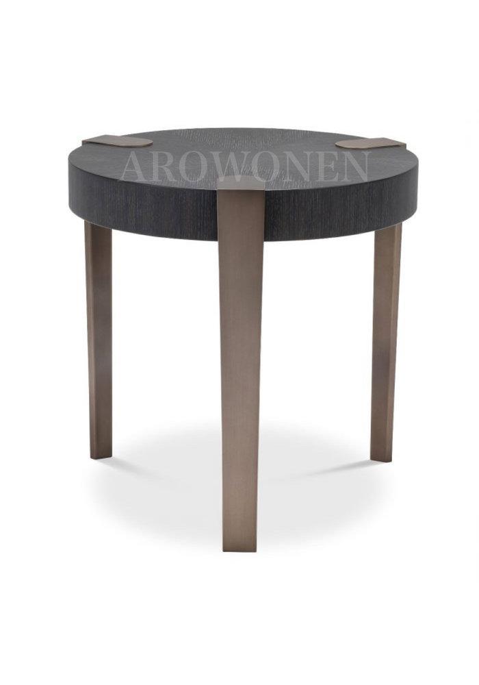 Side Table - Pierre brunette