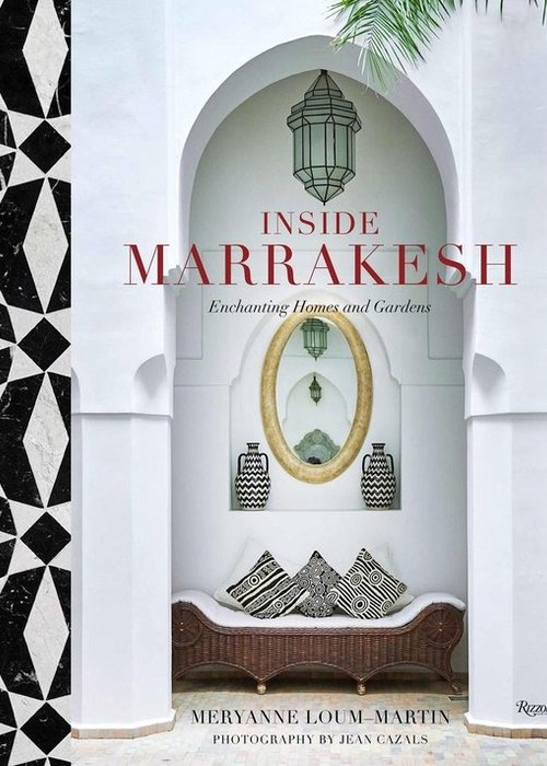 Boek - Inside Marrakesh