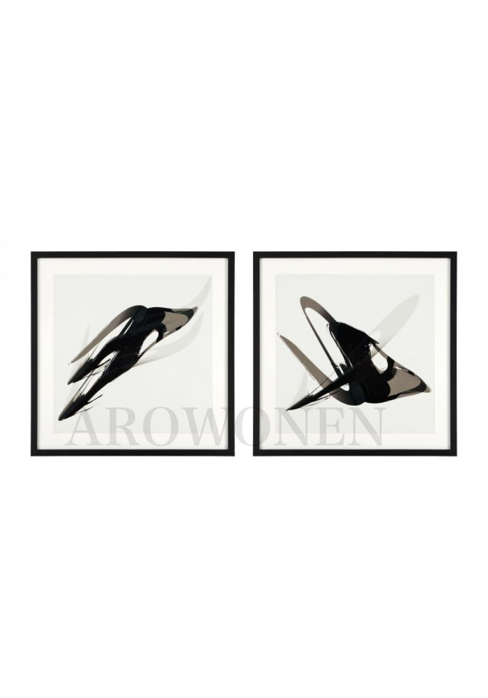Frame - Prints /  Ivan Melotti - Set of 2