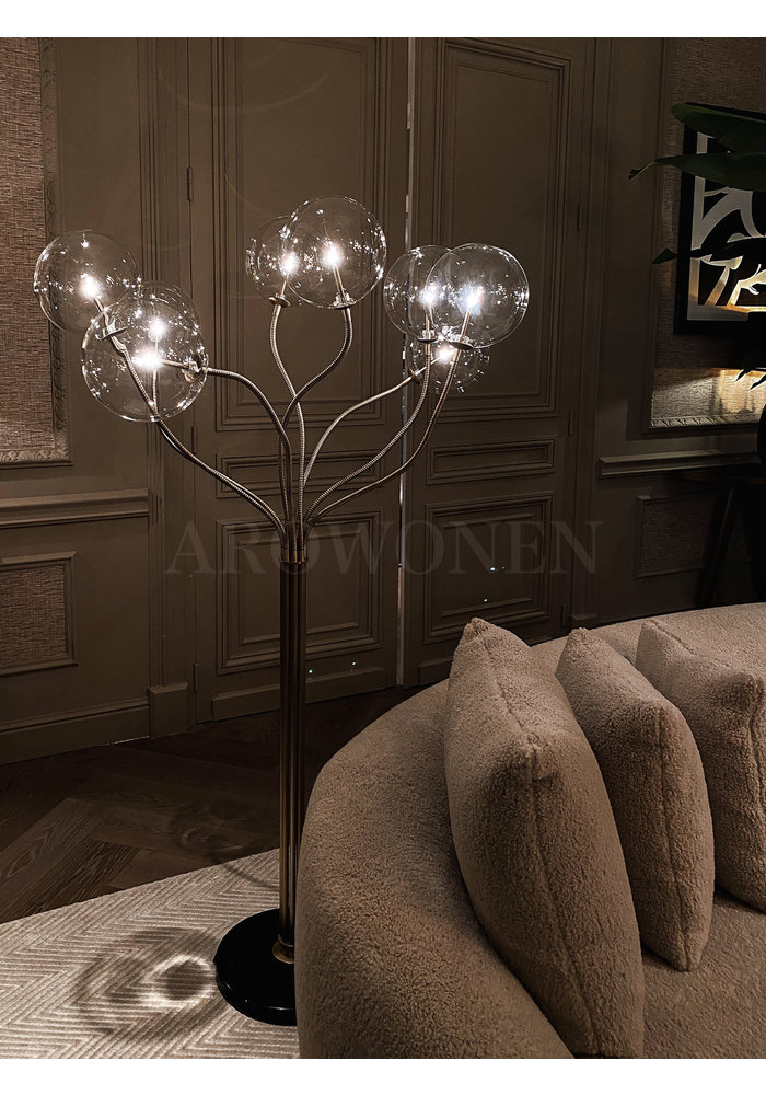 Vloerlamp - Leavy