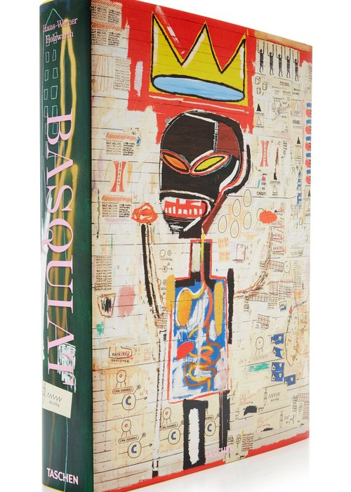 Livre - Big book of Jean-Michel Basquiat