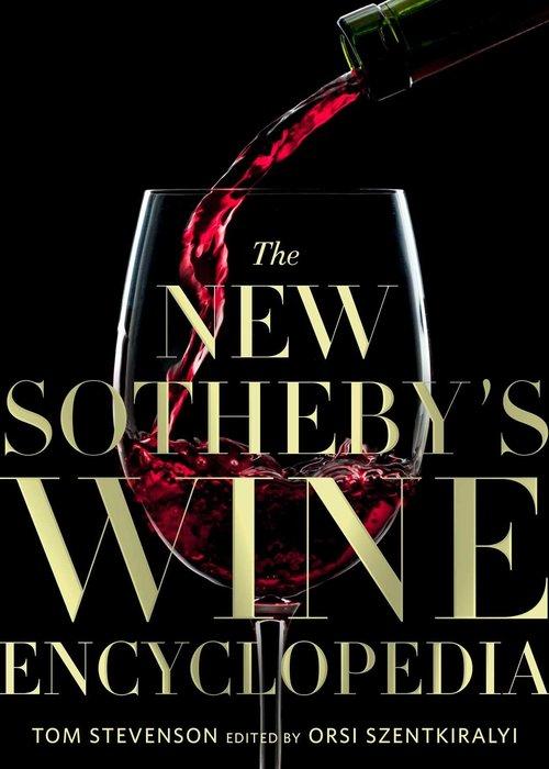 Boek - The New Sotheby's Wine Encyclopedia